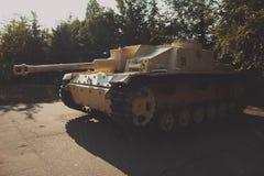 Military tank Royalty Free Stock Photography