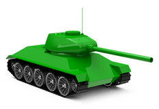 The military tank Royalty Free Stock Image