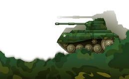 A military tank Stock Photo
