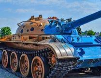 Military tank panzer track Stock Image