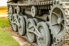 Military Tank. Royalty Free Stock Photography