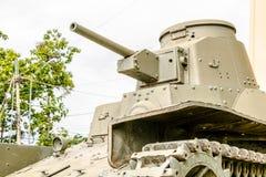Military Tank. Stock Photo