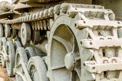 Military Tank. Royalty Free Stock Photo