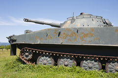 Military tank Stock Photography