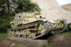 Military Tanks Royalty Free Stock Photo