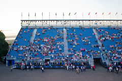 Military Tattoo Arena Stock Images