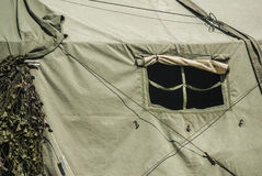 Military Tent Stock Photos