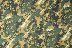 Military texture camouflage background Stock Images