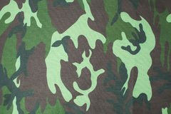 Military texture camouflage background Royalty Free Stock Photo