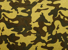 Military texture camouflage Royalty Free Stock Photography