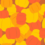 Military texture from pumpkins. Army background from Halloween s Royalty Free Stock Photos