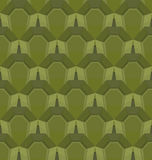 Military texture. Soldier camouflage ornament. khaki green backg Royalty Free Stock Images