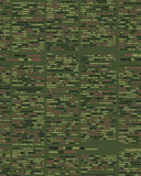 Military texture. Soldier camouflage ornament. khaki green backg Royalty Free Stock Photo