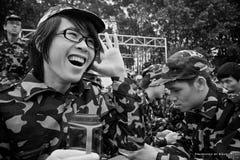 Military Training Royalty Free Stock Photos