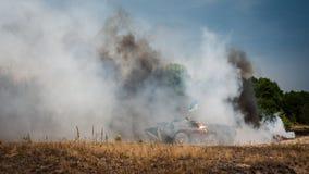 Military training exercises Royalty Free Stock Photo
