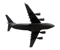 Military transport jet Stock Photography