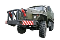 Military truck Royalty Free Stock Image