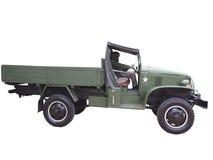 Military truck Stock Photo