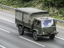 Military truck Stock Photos
