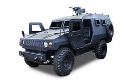 Military Truck Royalty Free Stock Photo