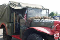 Military trucks Royalty Free Stock Images