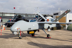 Military UAV drone Stock Images