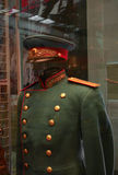 Military uniforms of Soviet troops Stock Photo