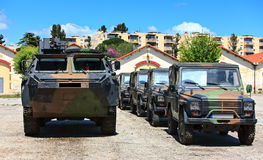 Military vehicle Stock Images