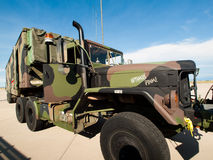 Military Vehicles Royalty Free Stock Photography