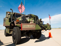 Military Vehicles Royalty Free Stock Images