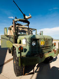 Military Vehicles Royalty Free Stock Image
