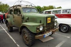 Military vehicles Volvo TP21 Stock Photo