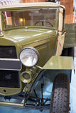 Military vintage car Stock Photography