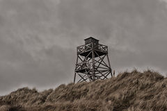 Military Watchtower Stock Images