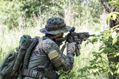 militate zdjęcie stock