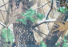 Militär texturkamouflagebakgrund Arkivbilder