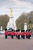 Militrary zespół Zdjęcia Royalty Free