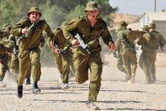 Militäreinstellung Lizenzfreies Stockbild