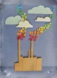 Miljö- hjälp Arkivfoto