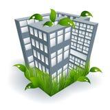 miljöabstrakt element stock illustrationer