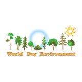miljön för dagen för banerfjärilen blommar den celebratory gulliga nyckelpigaöversiktsvärlden Royaltyfria Foton