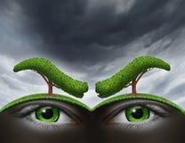 Miljöspänning Arkivfoton