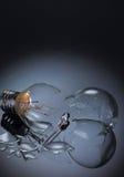 miljövänlig effektiv energi för alte Arkivbild