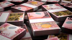 Miljard australiska dollar stock video