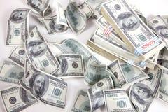 Miljoen dollar Royalty-vrije Stock Afbeelding