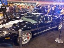 Miljoen dollarmijl Ford GT stock fotografie
