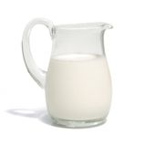 Milk Stock Photography