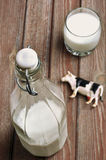 Milk Stock Photo