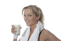 Milk Royalty Free Stock Image
