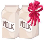 Milk Royalty Free Stock Photos